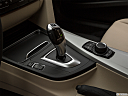 2018 BMW 3-series 320i, gear shifter/center console.