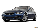 2018 BMW 3-series 320i, front angle view, low wide perspective.