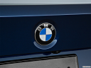 2018 BMW 3-series 320i, rear manufacture badge/emblem