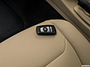 2018 BMW 3-series 320i, key fob on driver's seat.