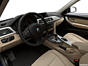 2018 BMW 3-series 320i, interior hero (driver's side).