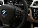 2018 BMW 3-series 320i, steering wheel controls (right side)