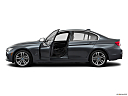 2018 BMW 3-series 330e iPerformance, driver's side profile with drivers side door open.