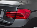 2018 BMW 3-series 330e iPerformance, passenger side taillight.