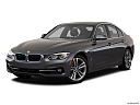 2018 BMW 3-series 330e iPerformance, front angle medium view.