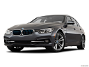 2018 BMW 3-series 330e iPerformance, front angle view, low wide perspective.