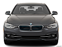 2018 BMW 3-series 330e iPerformance, low/wide front.