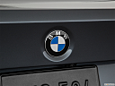 2018 BMW 3-series 330e iPerformance, rear manufacture badge/emblem