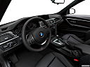 2018 BMW 3-series 330e iPerformance, interior hero (driver's side).