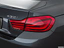 2018 BMW 4-series 430i, passenger side taillight.
