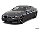 2018 BMW 4-series 430i, front angle view.