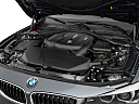 2018 BMW 4-series 430i, engine.