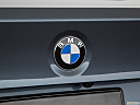 2018 BMW 4-series 430i, rear manufacture badge/emblem