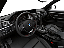 2018 BMW 4-series 430i, interior hero (driver's side).