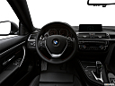 2018 BMW 4-series 430i, steering wheel/center console.