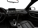 2018 BMW 4-series 430i, center console/passenger side.