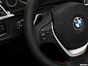 2018 BMW 4-series 430i, steering wheel controls (left side)