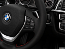 2018 BMW 4-series 430i, steering wheel controls (right side)