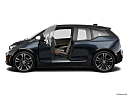 2018 BMW i3 S, driver's side profile with drivers side door open.