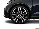 2018 BMW i3 S, front drivers side wheel at profile.