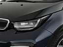 2018 BMW i3 S, drivers side headlight.