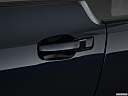 2018 BMW i3 S, drivers side door handle.