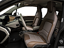2018 BMW i3 S, front seats from drivers side.