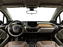 2018 BMW i3 S, centered wide dash shot