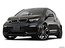 2018 BMW i3 S, front angle view, low wide perspective.