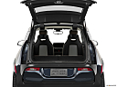 2018 BMW i3 S, hatchback & suv rear angle.