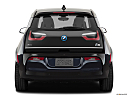 2018 BMW i3 S, low/wide rear.