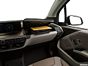 2018 BMW i3 S, glove box open.