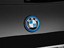 2018 BMW i3 S, rear manufacture badge/emblem