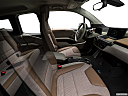 2018 BMW i3 S, fake buck shot - interior from passenger b pillar.