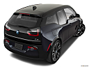 2018 BMW i3 S, rear 3/4 angle view.