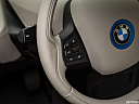 2018 BMW i3 S, steering wheel controls (left side)