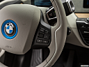 2018 BMW i3 S, steering wheel controls (right side)