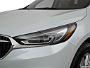 2018 Buick Enclave Essence, drivers side headlight.