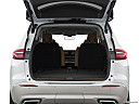 2018 Buick Enclave Essence, trunk open.