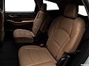 2018 Buick Enclave Essence, rear seats from drivers side.