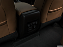 2018 Buick Enclave Essence, rear a/c controls.