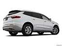 2018 Buick Enclave Essence, low/wide rear 5/8.