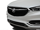 2018 Buick Enclave Essence, close up of grill.