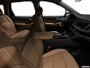 2018 Buick Enclave Essence, fake buck shot - interior from passenger b pillar.