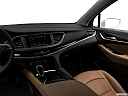 2018 Buick Enclave Essence, center console/passenger side.