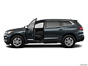 2018 Buick Enclave Premium, driver's side profile with drivers side door open.