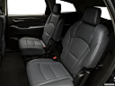 2018 Buick Enclave Premium, rear seats from drivers side.