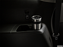 2018 Buick Enclave Premium, third row side cup holder with coffee prop.