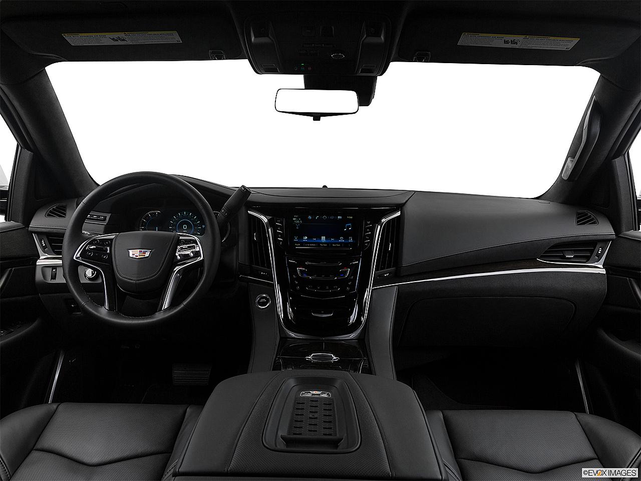2018 Cadillac Escalade 4x4 Platinum 4dr SUV - Research ...