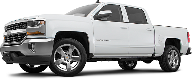 2018 Chevrolet Silverado 1500 LT at Chevrolet of Milford